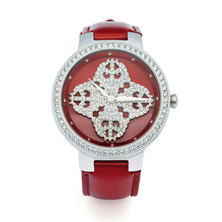 Double Dorje Watch (Red)