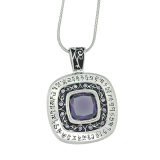 Wish-granting Pendant (White Gold)